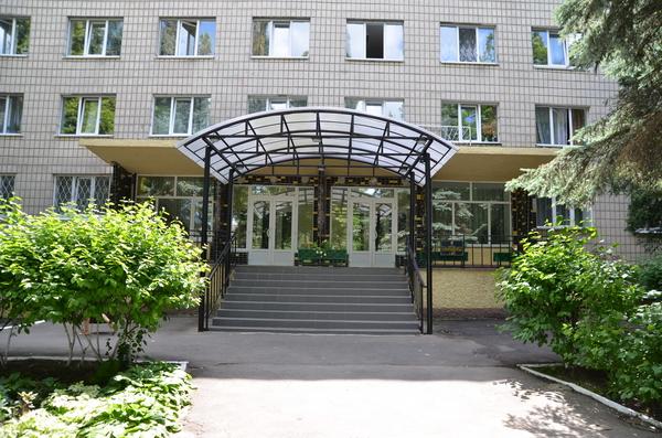 Общежитие Шевченко