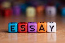 Как писать эссе